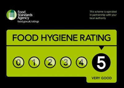 Food Hygiene Ratings Insurance