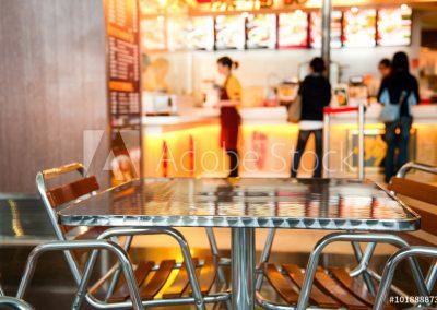 Takeaways & Fast Food Outlets Insurance