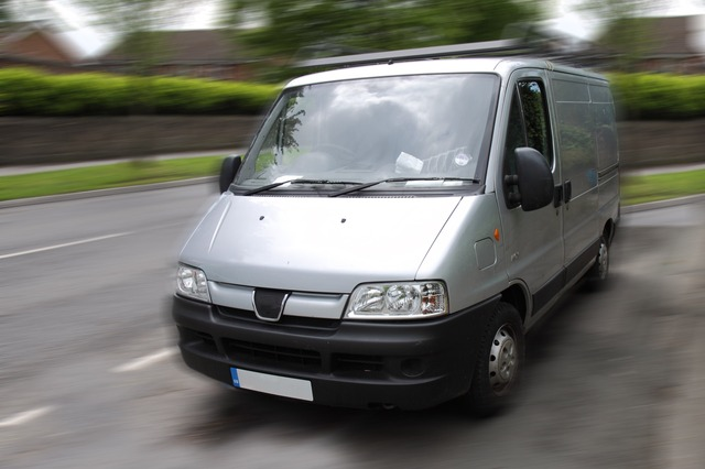 What Exactly is Commercial Van Insurance?