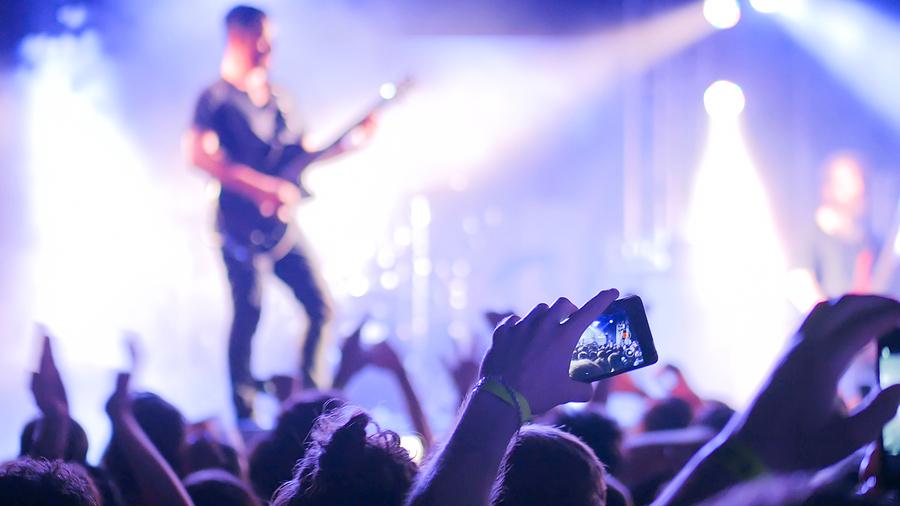 Government Insurance Scheme Backs Live Music Events