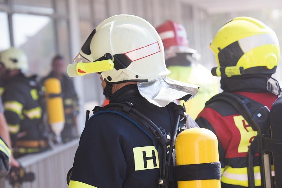 Blaze Breaks Out At Durham Building Site